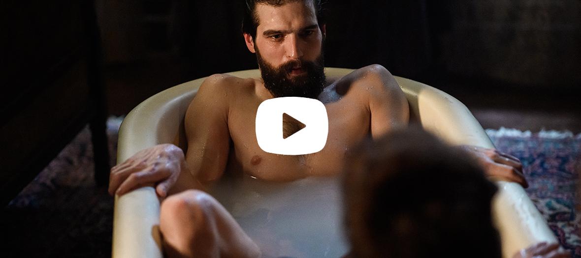 bande annonce serie Freud avec Robert Finster