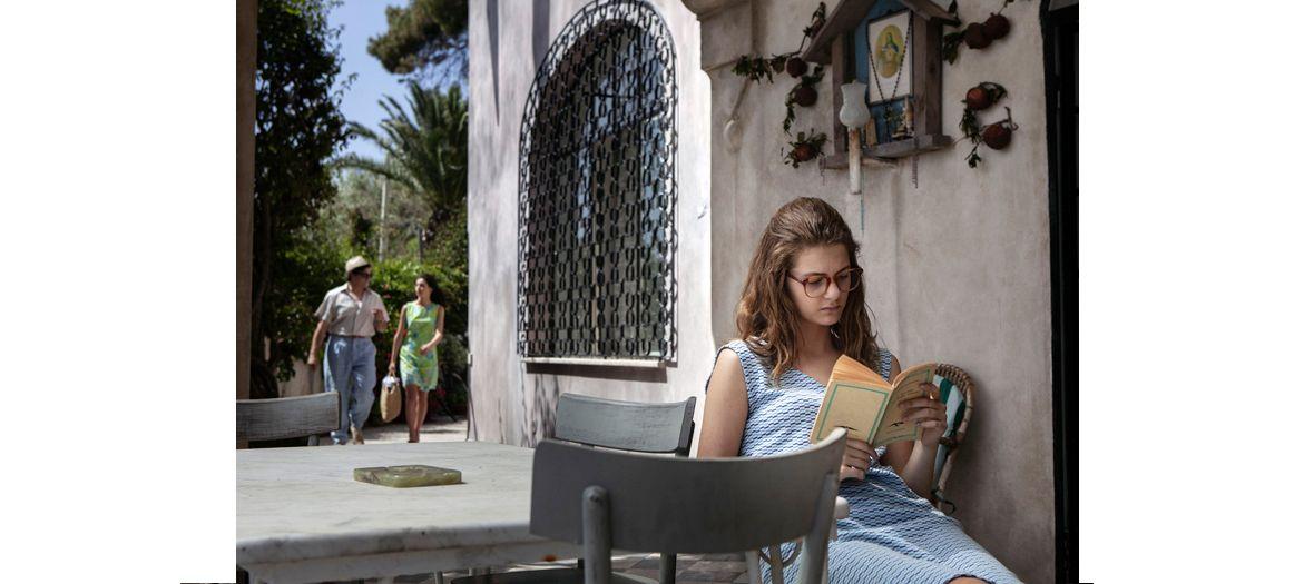 Margherita Mazzucco actrice de la serie L'Amie prodigieuse