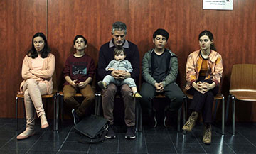 Serie Nehama avec Reshef Levi, Shalom Michaelshwilli et Yuval Scharf