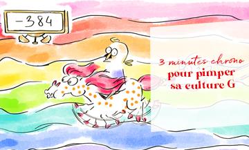 Serie en Bande Dessiné Tu Mourras Moins Bete de Marion Montaigne et François Morel