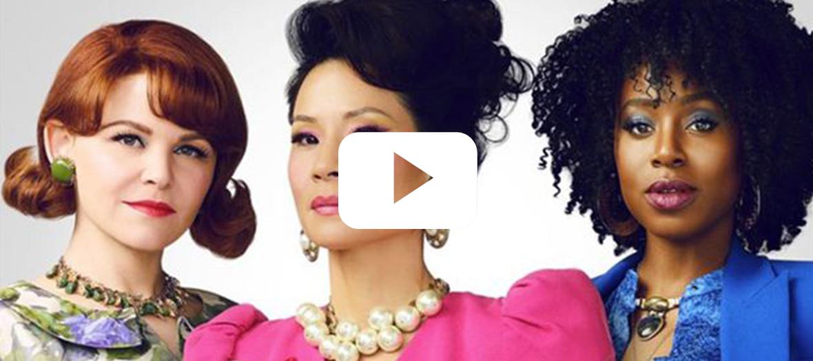 Bande annonce why women kill avec Lucy Liu et Ginnifer Goodwin