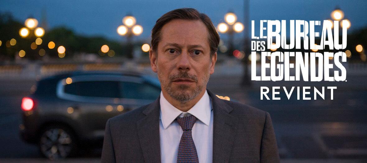 Bureau Des Legendes Saison 5