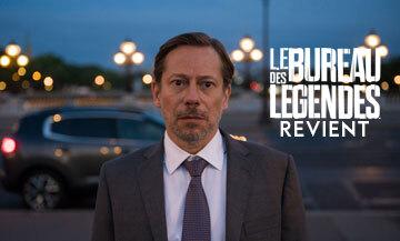 Bureau Des Legendes Saison 5 avec Matthieu Amalric
