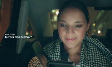 Web Serie Amour Solitaires par Morgane Ortin réalisé par Xavier Reim avec Manika Auxire et Adam Bessa