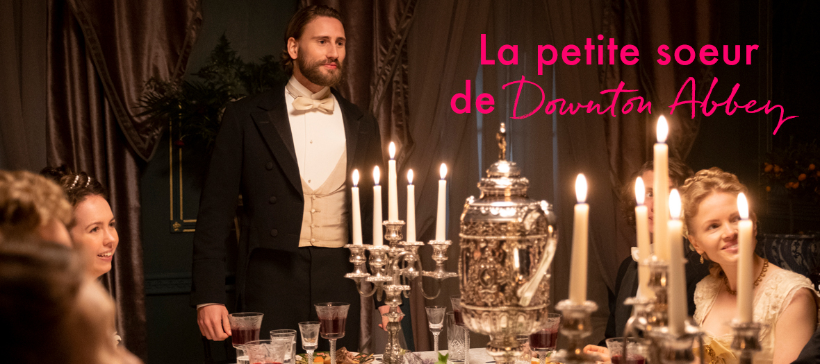Série The English Game de Julian Fellowes avec Edward Holcroft, Kevin Guthrie et Charlotte Hope
