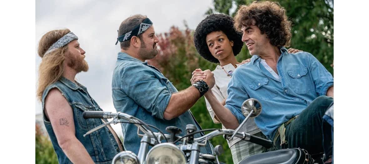 les sept de chicago sur Netflix