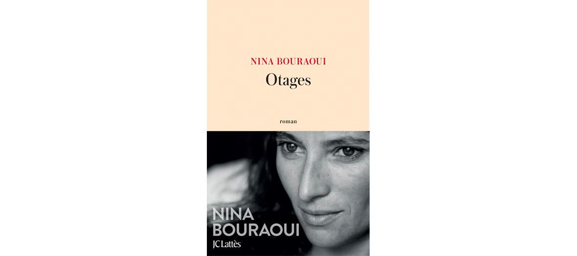 Couverture du Livre Otages de Nina Bouraoui