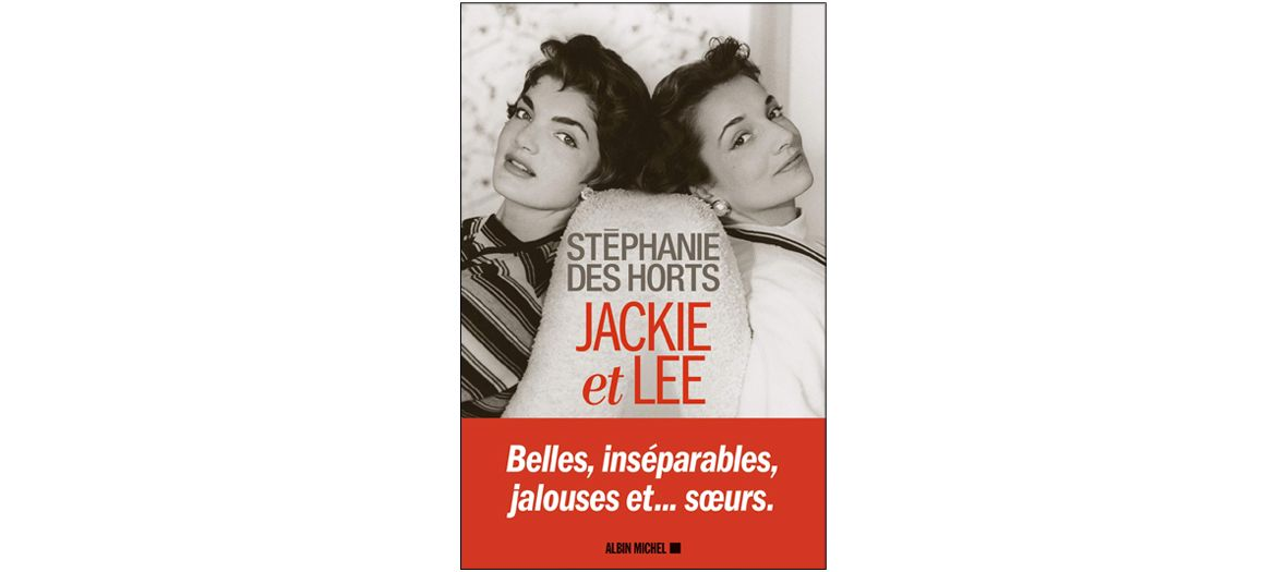 Livre Jackie et Lee de Stéphanie des Horts chez Albin Michel