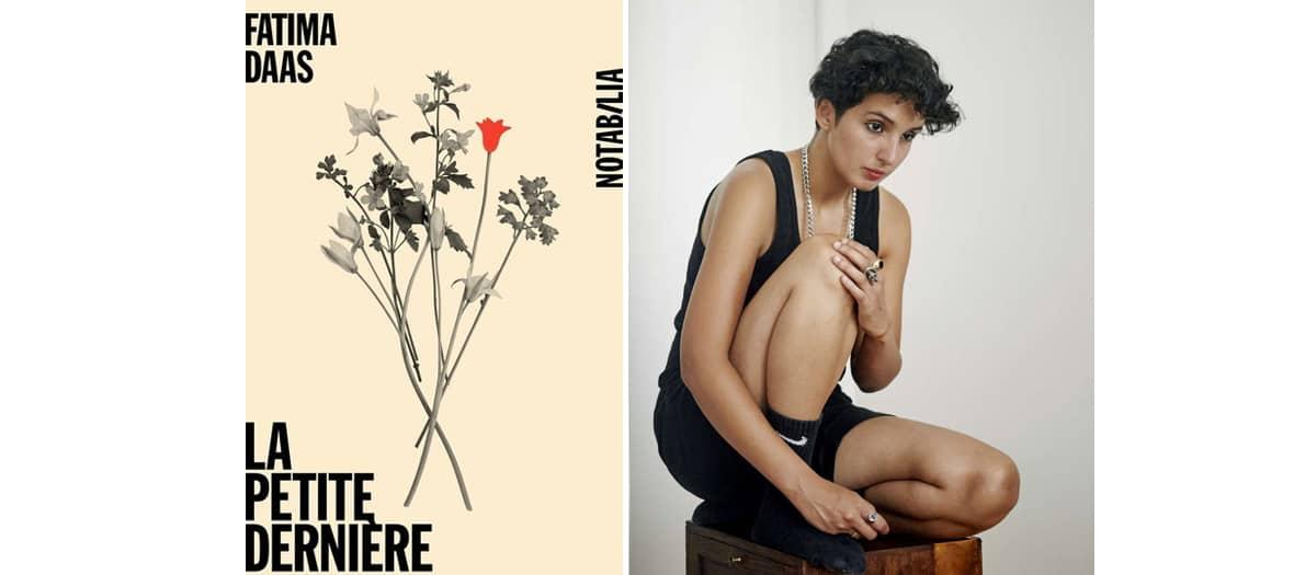 La petite dernière de Fatima Daas - Éditions noir sur blanc