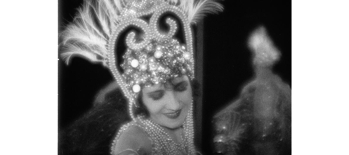 film la danseuse orchidees avec Louise Lagrange