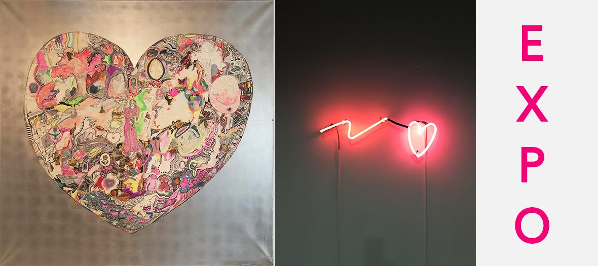 Expo Coeurs au Musée de la vie romantique à Paris