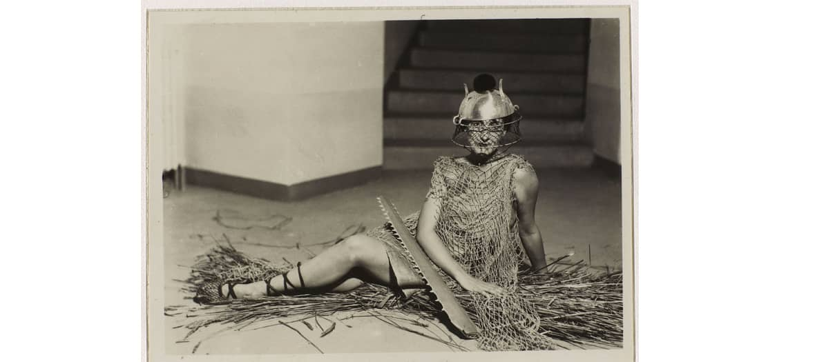 Man ray et la mode exhibitions at the Luxembourg museum in Paris