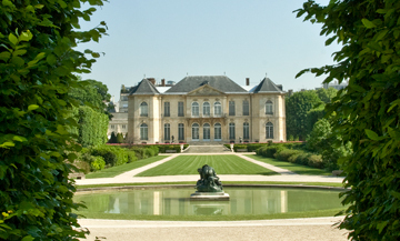 Musee Rodin Jardin