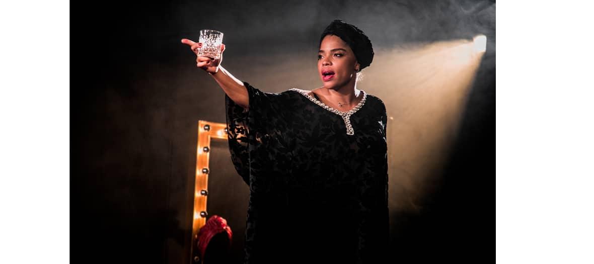 Spectacle rencontre sous Lithium avec Nina Simone au théâtre de la scène Parisienne