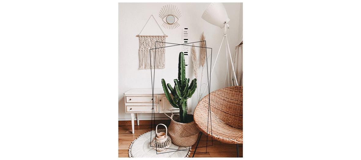 Le Cactus permet de lutter contre les ondes électromagnétiques.