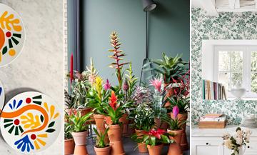 Toutes Les Tendances Deco de la Rentrée septembre 2020 avec Bromélia, Maison Matisse, Zara Home, Sézane et Emilie Bouguereau