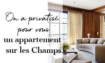 Salon Prive Galeries Lafayettes