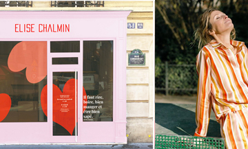 Elise Chalmin Paris store rue Condorcet in Paris