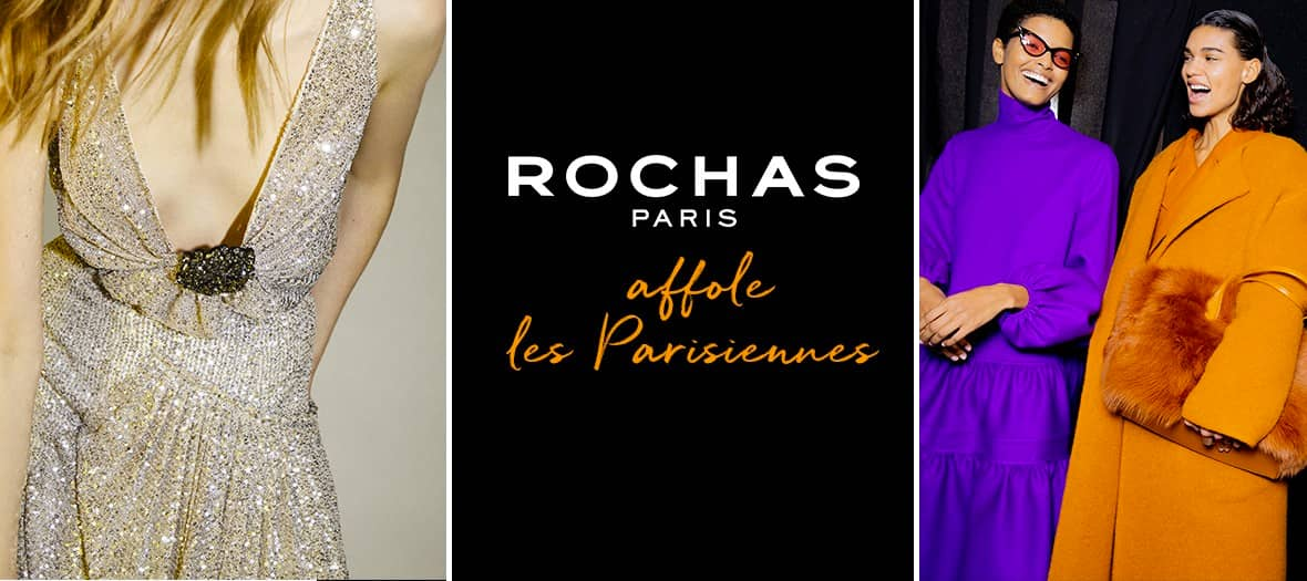 Boutique Rochas Paris