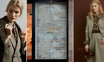 The first Laurence Bras Boutique in Paris rue de Rivoli