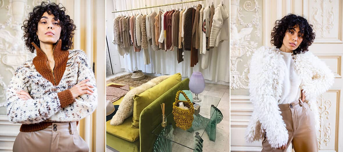 The Stella Pardo Concept Store in Paris with environmentally friendly commitment