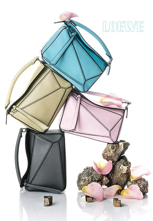 Mini sac Puzzle, Loewe