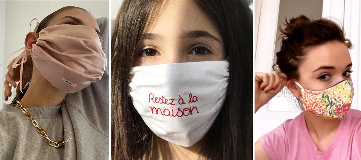 Tuto Masque Coronavirus