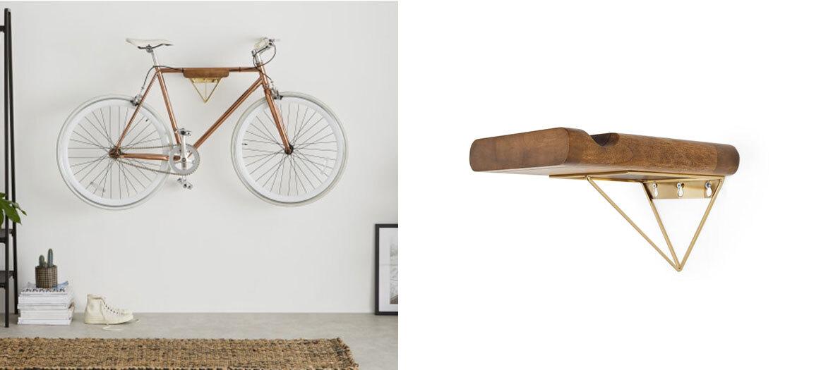 Porte-vélo Dayde, Made