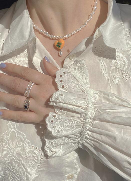Collier de perles Plainsong, Margaux Studios