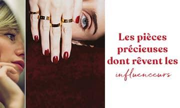 Cartier Influenceurs Noel
