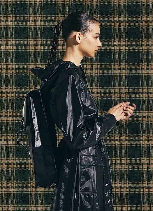 Curve Jacket, Rains