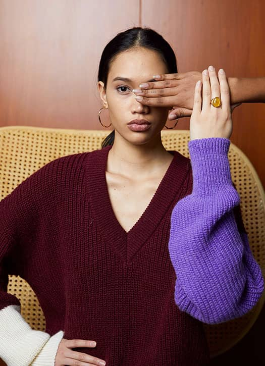 Simplist Sweater, Valentine Witmeur
