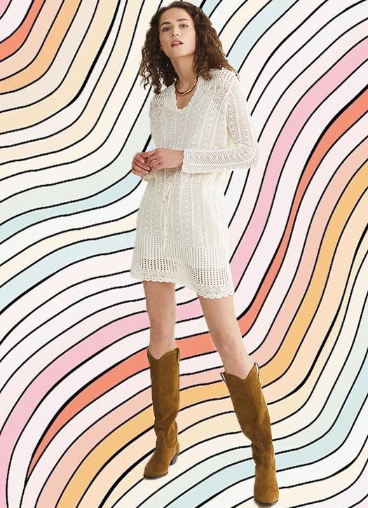 Robe Nativa en coton, Vanessa Bruno