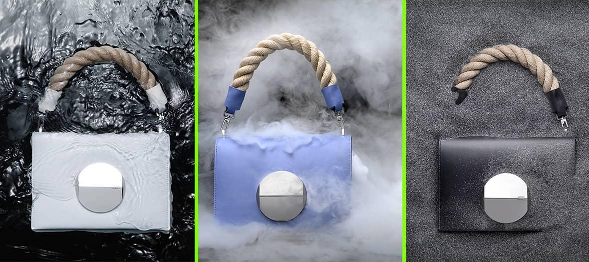 La marque Roberto di Stephano fait des sacs à main de luxe, mais 100 % végans