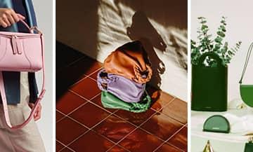 Les nouvelle marques de Sacs sur instagram avec Hereu, Mizele, Audette, Mietis, Rive Claire, JW PEI, Ozias, Han Wen, Strathberry et Roberto di Stefano