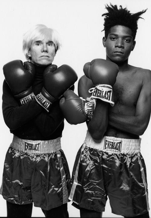 Culotte H&M, short ample taille haute Saint Laurent x Everlast, gants de boxe Metal Boxe pour Boxer