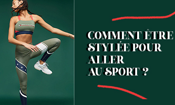 Legging taille haute  Tommy Hilfiger, baskets Nike Air Zoom SuperRep, top respirant Uniqlo Pour le fitness