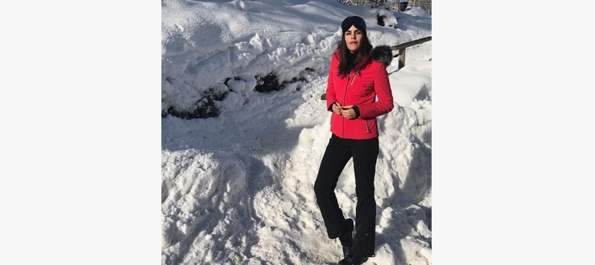 Veste, pantalon, masque, gants de ski à louer sur ski chic