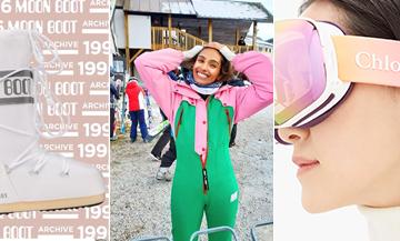 Comment skier stylé sans se ruiner ?