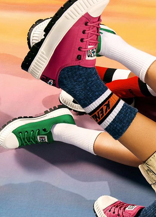 sneakers Pallashock, Kenzo x Palladium