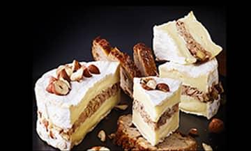 Camembert Pate Noisette