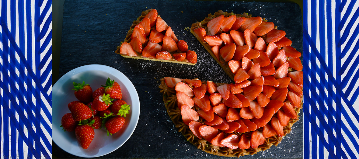 Tarte Aux Fraises