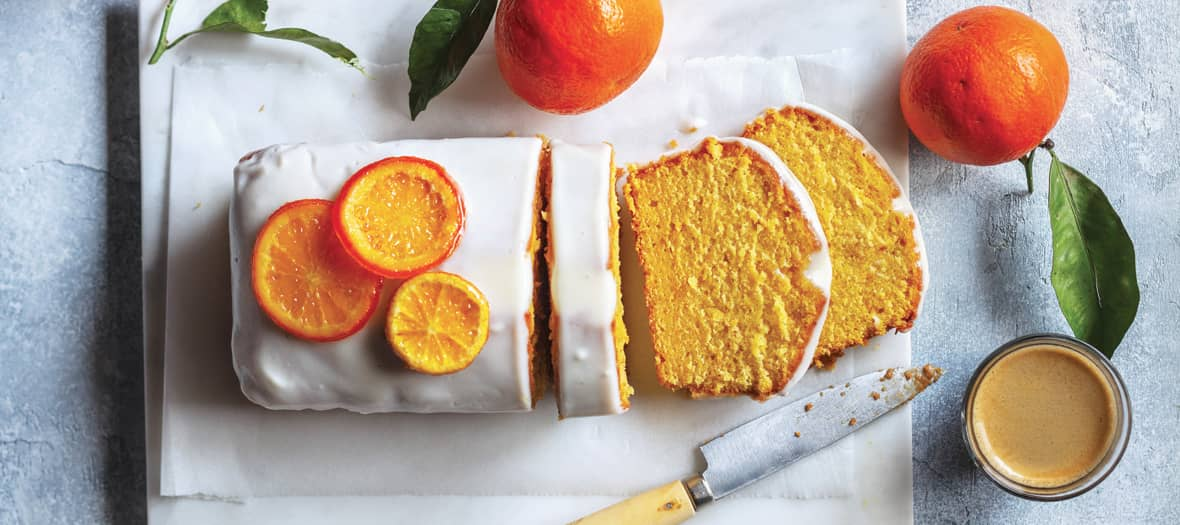 Cake Aux Clementines