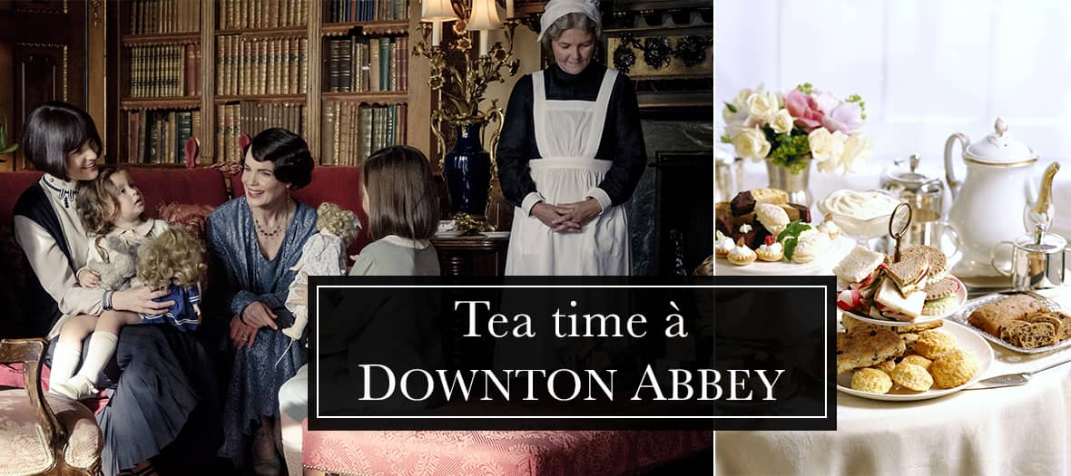 Recette Gouter Downtown Abbey