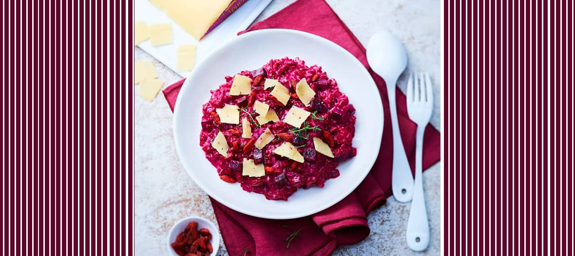 Risotto Rouge