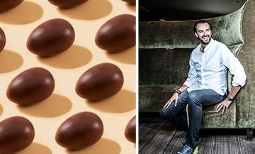 Benoît Couvrand et Cyril Lignac nous guide pas à pas pour découvrir comment réaliser simplement des œufs délicieux