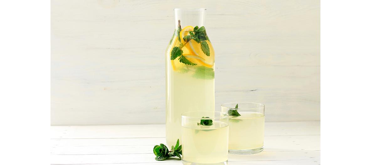 Bouteille de limonade