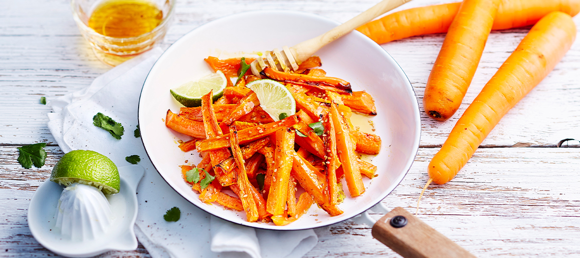 Recette Frites Healthy