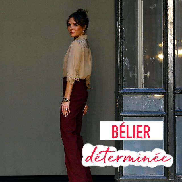Victoria Beckham Bélier
