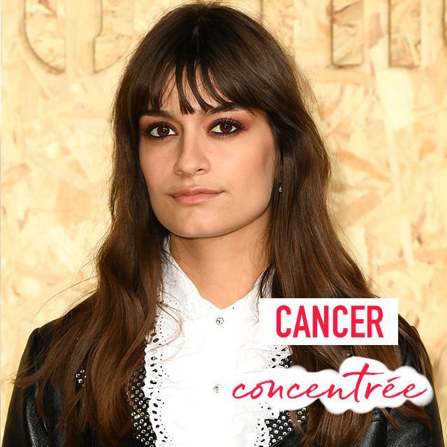 Clara luchani est du signe du cancer